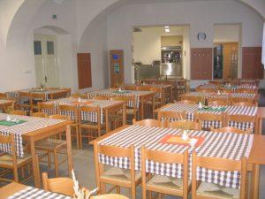 Školní jídelna Palackého